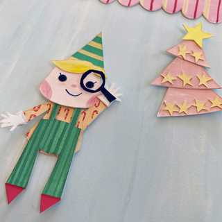 bob baker christmas elf