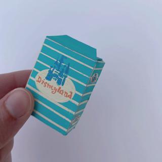 Vintage Popcorn Box