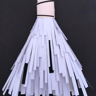 Paper Pleats Dress