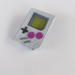 miniature gameboy