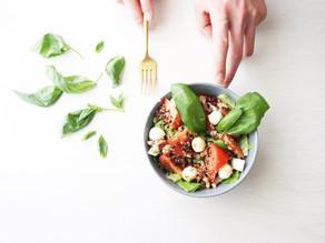 【レシピ付き】スーパーフード!カプレーゼ風キヌアサラダ