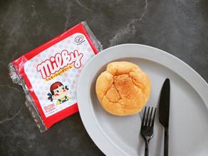 【レビュー】ミルキーシュークリーム(不二家・スイーツ)