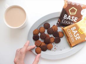 完全栄養食 x クッキー BASE COOKIES