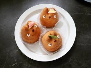 【レビュー】トトロのシュークリーム (カスタード・白髭のシュークリーム工房)