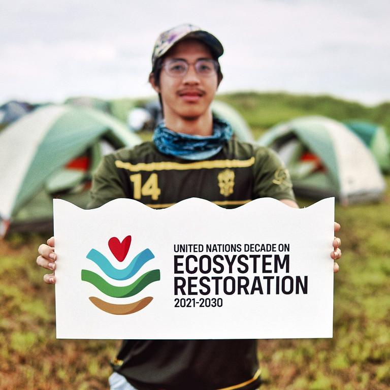 UN Decade on Ecosystem Restoration Launching Celebration