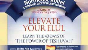Teshuva Initiative Begins with Rabbi Heshy Kleinman (Recording)