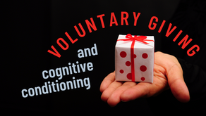 Vayikra: Voluntary Giving and Cognitive Conditioning