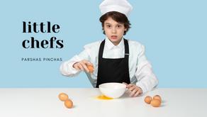 Pinchas: Little Chefs