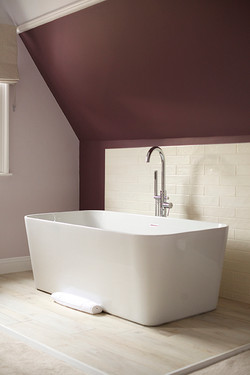 Bath in Templetown and Crofts Room