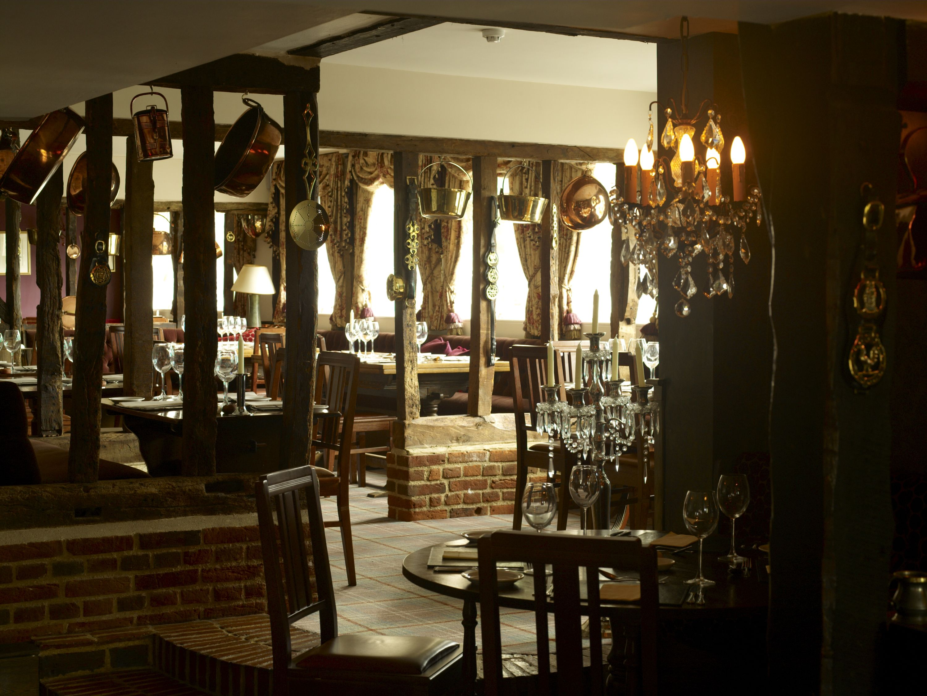 The Cricketers - Restaurant