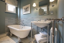 Bathroom in the Duncombe Room