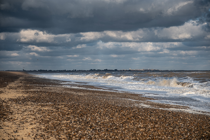 The Coast at Dunwich