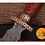 Thumbnail: DAMASCUS STEEL DAGGER KNIFE - AJ 1033