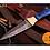 Thumbnail: DAMASCUS STEEL THROWING BOOT DAGGER KNIFE - AJ 682