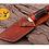 Thumbnail: DAMASCUS STEEL SKINNER HUNTING KNIFE - AJ 1109
