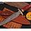 Thumbnail: DAMASCUS STEEL DAGGER KNIFE - AJ 1032