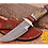 Thumbnail: DAMASCUS STEEL SKINNER HUNTING KNIFE - AJ 1121