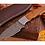 Thumbnail: DAMASCUS STEEL SKINNER HUNTING KNIFE - AJ 1058