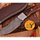 Thumbnail: DAMASCUS STEEL SKINNER HUNTING KNIFE - AJ 1053
