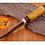 Thumbnail: DAMASCUS STEEL SKINNER HUNTING KNIFE - AJ 1151