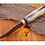 Thumbnail: DAMASCUS STEEL SKINNER HUNTING KNIFE - AJ 1147