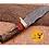 Thumbnail: DAMASCUS STEEL SKINNER HUNTING KNIFE - AJ 1124
