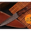 Thumbnail: DAMASCUS STEEL THROWING BOOT DAGGER KNIFE - AJ 973