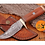 Thumbnail: DAMASCUS STEEL SKINNER HUNTING KNIFE - AJ 1145