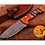 Thumbnail: DAMASCUS STEEL SKINNER HUNTING KNIFE - AJ 950
