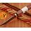 Thumbnail: DAMASCUS STEEL SKINNER HUNTING KNIFE - AJ 1244