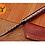 Thumbnail: DAMASCUS STEEL SKINNER HUNTING KNIFE  - AJ 1448