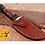 Thumbnail: DAMASCUS STEEL SKINNER HUNTING KNIFE - AJ 1119