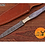 Thumbnail: DAMASCUS STEEL THROWING BOOT DAGGER KNIFE - AJ 1269