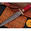 Thumbnail: DAMASCUS STEEL BOOT DAGGER KNIFE - AJ 1028