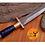 Thumbnail: DAMASCUS STEEL DAGGER KNIFE- AJ 981
