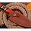 Thumbnail: DAMASCUS STEEL HUNTING SKINNER KNIFE - AJ 1443