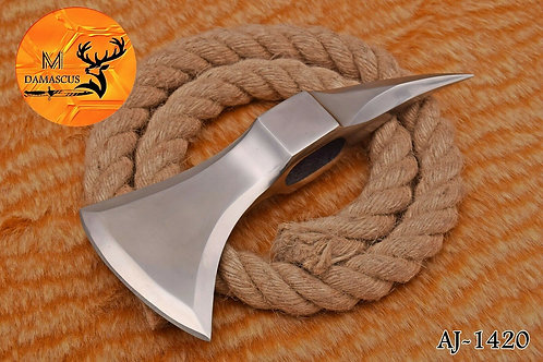 STAINLESS STEEL AXE HEAD - AJ 1420