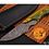 Thumbnail: DAMASCUS STEEL SKINNER HUNTING KNIFE - AJ 1341
