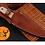 Thumbnail: DAMASCUS STEEL THROWING BOOT DAGGER KNIFE - AJ 975