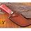 Thumbnail: DAMASCUS STEEL SKINNER HUNTING KNIFE - AJ 1149