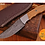 Thumbnail: DAMASCUS STEEL SKINNER HUNTING KNIFE - AJ 1068