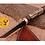 Thumbnail: DAMASCUS STEEL SKINNER HUNTING KNIFE - AJ 1118