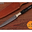 Thumbnail: DAMASCUS STEEL THROWING BOOT DAGGER KNIFE - AJ 1270