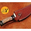 Thumbnail: DAMASCUS STEEL SKINNER HUNTING KNIFE - AJ 1128