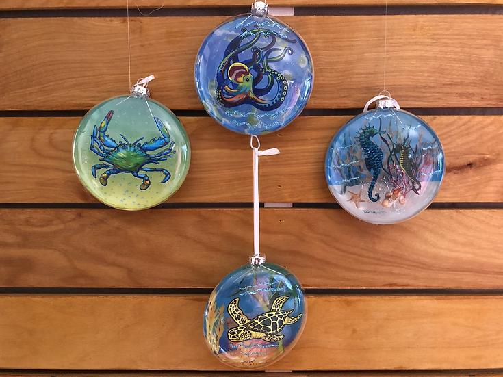 Sea Life Ornaments