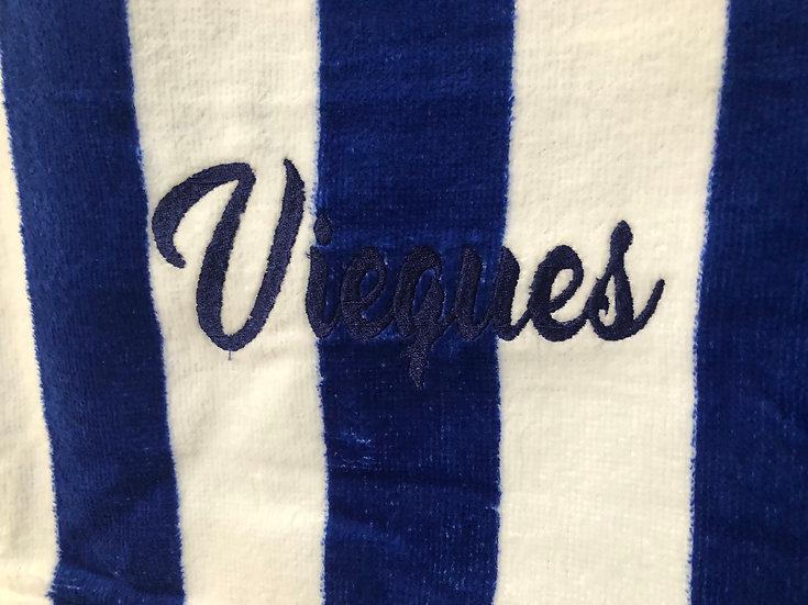 Vieques Beach Towel