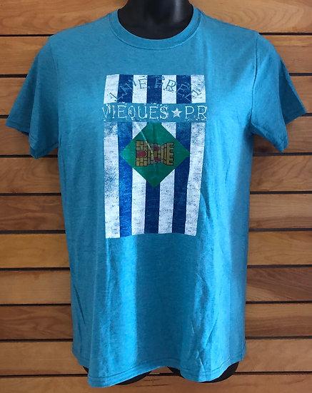 Vieques Flag T-Shirt