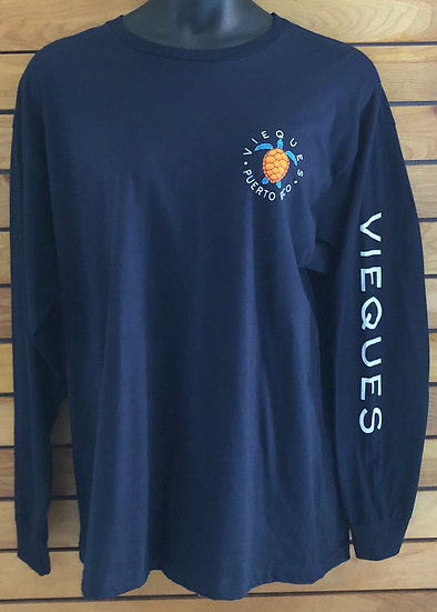 Vieques Turtle Long Sleeve