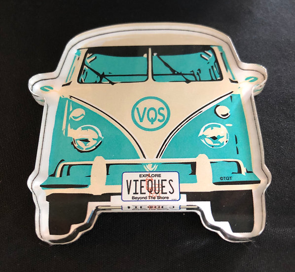 Vieques Magnets