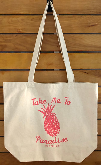 Take Me To Paradise Bag